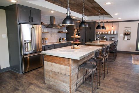 basketball room decor top 10 fixer kitchens daily dose of style