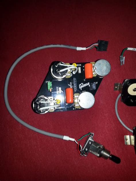 gibson 57 classic 57 classic plus solderless wiring harness with coil split free usa