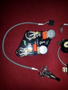 Gibson  U0026 39 57 Classic   U0026 39 57 Classic Plus  Solderless Wiring