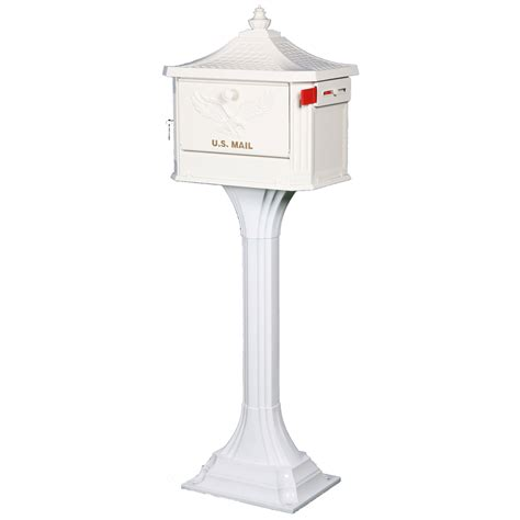 locking mailbox residential usps approved mailboxes with two doors newhairstylesformen2014 com