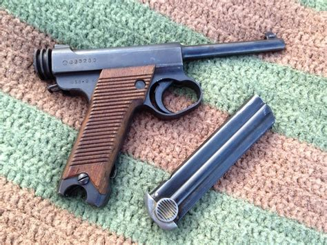 Anyone Familiar With Japanese Guns? Would Be Curious To ...