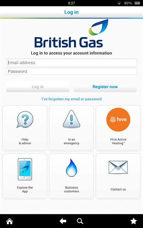 British Gas Amazoncouk Appstore For Android