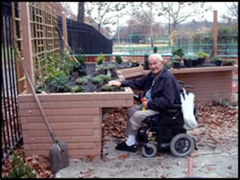 Rise Above Your Limits Wheelchair Gardening