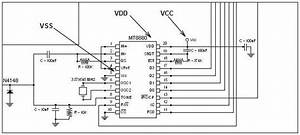 What Is Vcc  Vee  Vbb  Vdd And Vss Stand For