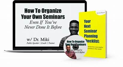 Seminars Organize Own Workshops Stephen Across Holding