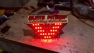 Modifikasi Lampu Rem Vario 110 Led    Custom Stoplamp Vario