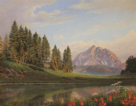 Differences Chinese And Western Landscape Painting