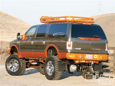 ford excursion custom diesel truck  lug magazine