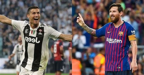 Lionel Messi subtly admits Cristiano Ronaldo is special ...