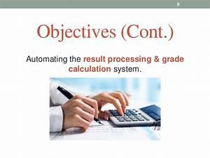 Student Information  U0026 Result Processing Sytem
