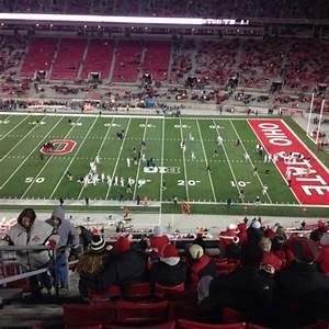 Illini Stadium Seat Chart Ohio Stadium Section 18c Row 16 Seat 3 Ohio State