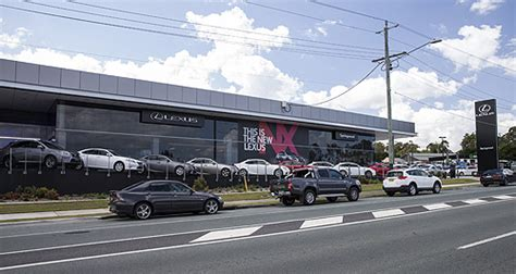 Three New Dealerships For Lexus In 2016