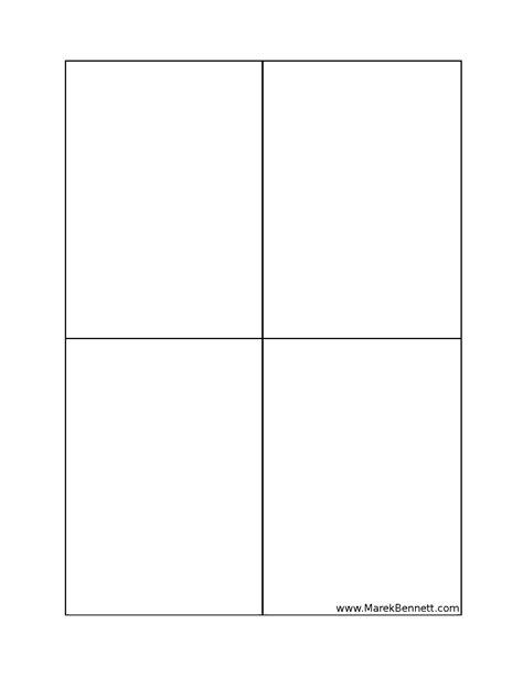comics page templates wwwmarekbennettcom