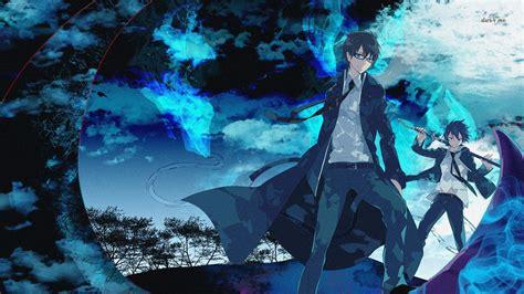 Blue Anime Wallpaper - blue exorcist computer wallpapers desktop backgrounds