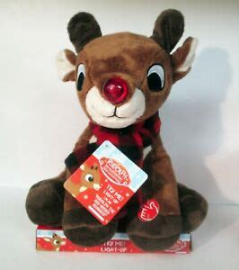 A misfit reindeer and his friends look for a place that will accept them. Rudolph the Red Nosed Reindeer Light Up Musical Plush Doll ...