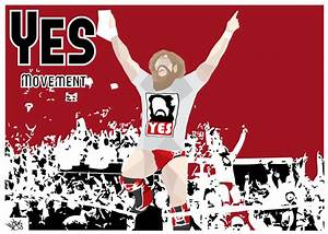 Daniel Bryan - Yes Movement by TheChuzzle on DeviantArt