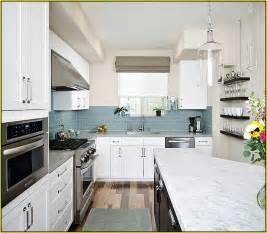kitchen backsplash blue blue subway tile backsplash home design ideas