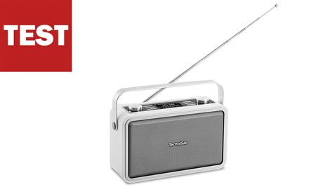 test dab radio technisat digitradio 225 im test audio foto bild