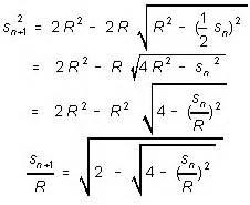 Megapixel Berechnen : mp berechnung des kreisinhalts und kreisumfangs matroids matheplanet ~ Themetempest.com Abrechnung