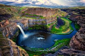 Palouse Falls Washington