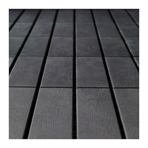 runnen floor decking outdoor dark grey 0 81 m 178 ikea