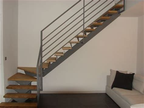 escalier en fer colima 231 on marche metallique fabrication