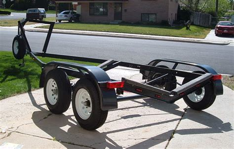 Why Do Boat Trailer Tires Wear On The Inside by New Trailer Sailboatowners Forums