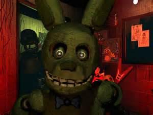 Freddy and Bonnie Golden Spring Trap