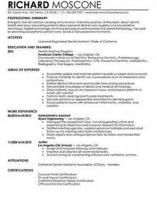 How To Write A Brilliant Cover Letter 5 Best Dental Assistant Resume