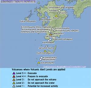 Minor volcanic eruption observed on Mt. Aso in ...