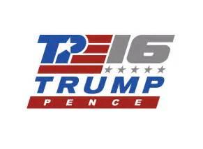 Pence Logo Donald Trump