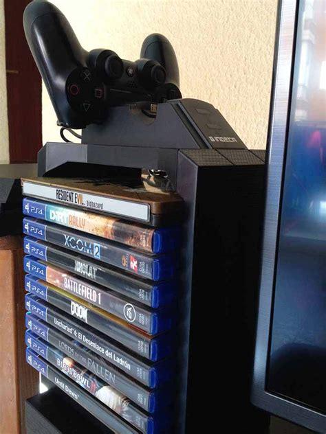 game tower charger  ps borntoplay blog de videojuegos