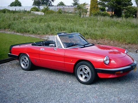 1985 Alfa Romeo Spider by 1985 Alfa Romeo Spider Pictures Cargurus