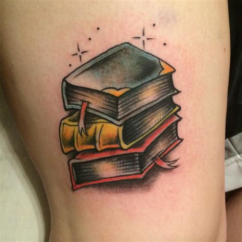 amazing book tattoos  literary lovers tattooblend
