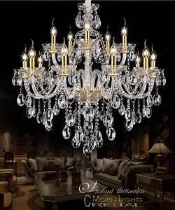 european, gold, crystal, large, chandelier, 15, arm, luxury, modern, chandelier, lighting, fashion, luxury