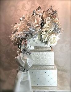 wedding card box lace and rhinestones sophisticated With elegant wedding invitations with rhinestones and lace