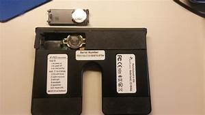 Ped Battery Replacement Instructions