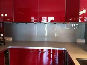 credence en verre trempe laque verre trempe sur mesure With credence en verre trempe pour cuisine