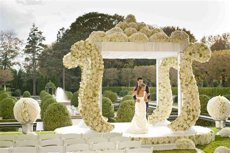 hydrangea flower arrangements   wedding