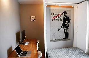 Lit Double Escamotable Ikea : lit escamotable ikea diy avec une armoire pax bidouille ikea murphy bed murphy bed ikea et ~ Melissatoandfro.com Idées de Décoration