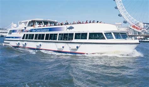 London Eye Boat Cruise by London Eye River Cruise Experience