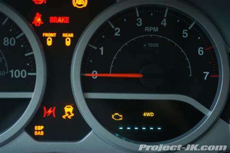 jeep patriot dash lights 2007 jeep patriot indicator lights html autos post