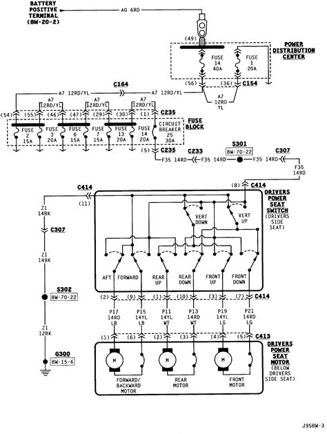95 jeep battery wiring diagram get free image