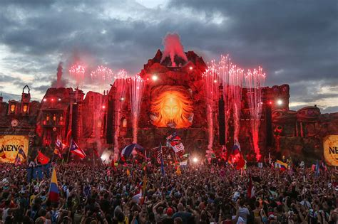 Tomorrowworld Will Feature Some Spectacular Natural