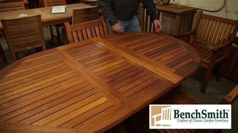 custom teak patio furniture burlington nj