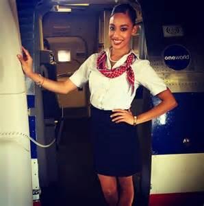 American Airlines Flight Attendant Uniforms