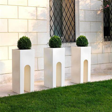 vasi esterno design vaso esterno di design roma vendita