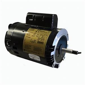 Hayward Super Pump Replacement Motor 1 Hp 2