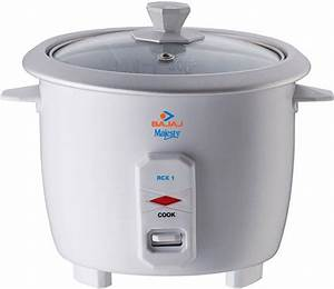 Bajaj Rcx 1 Mini Electric Rice Cooker Price In India