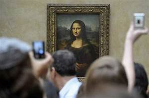 Mona Lisa completed later than thought, Louvre confirms ...